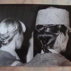 Fotografía antigua: (TC-4) FOTOGRAFIA PELUQUERIA PEINADO AÑOS 80. Lote 57717768
