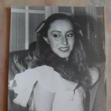 Fotografía antigua: (TC-4) FOTOGRAFIA PELUQUERIA PEINADO AÑOS 80. Lote 57717792