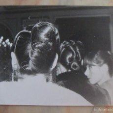 Fotografía antigua: (TC-4) FOTOGRAFIA PELUQUERIA PEINADO AÑOS 80. Lote 57717797