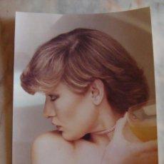 Fotografía antigua: (TC-4) FOTOGRAFIA PELUQUERIA PEINADO AÑOS 80. Lote 57718023