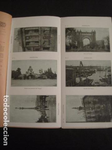 COLECCION 15 FOTOTIPIAS BARCELONA - SIGLO XIX- POR EL MUNDO -VIAJE POR ESPAÑA - VER FOTOS - (V-7443) (Fotografía Antigua - Ambrotipos, Daguerrotipos y Ferrotipos)