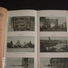 Fotografía antigua: COLECCION 15 FOTOTIPIAS BARCELONA - SIGLO XIX- POR EL MUNDO -VIAJE POR ESPAÑA - VER FOTOS - (V-7443). Lote 66442702