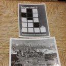 Fotografía antigua: HOGAROTEL 8 - BARCELONA NOVIEMBRE 1968 2 FOTOS. Lote 68506233