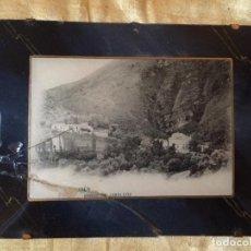 Fotografía antigua: JAÉN, BAÑOS DE JABALCUZ, FINALES SIGLO XIX. Lote 94808899