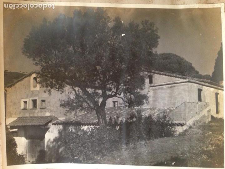 Fotografía antigua: antigua fotografía imagen de paisaje numerada 39x29.5, ver fotos - Foto 3 - 95478044