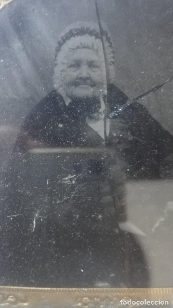 Fotografía antigua: Precioso daguerrotipo siglo XIX - Foto 2 - 97356275
