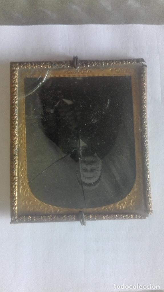 Fotografía antigua: Precioso daguerrotipo siglo XIX - Foto 6 - 97356275