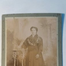 Fotografía antigua: FOTO ANTIGUA. PALACIO Y MATARREDONA ALCOY.. Lote 160676284