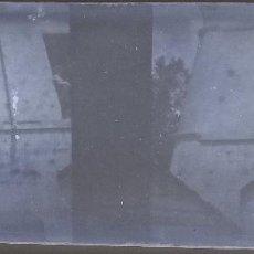 Fotografía antigua: NUMULITE FOTOGRAFÍA CRISTAL BALCÓN ANIMADA PERSONA ESTEREOSCÓPICA. Lote 103332795