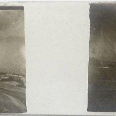 Fotografía antigua: NUMULITE FOTOGRAFÍA CRISTAL ESTEREOSCÓPICO PUEBLO DESCONOCIDO. Lote 103333335