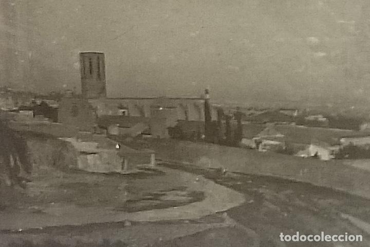 Fotografía antigua: NUMULITE FOTOGRAFÍA CRISTAL ESTEREOSCÓPICO PUEBLO DESCONOCIDO - Foto 2 - 103333335