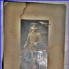 Fotografía antigua: ANTIGUA FOTO DE 1916.. Lote 108428395