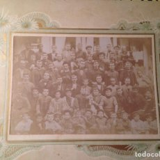 Fotografía antigua: ANTIGUA FOTOGRAFIA CAMPESINOS CATALANES (JAUME BOC). Lote 109279907
