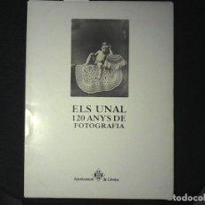Fotografía antigua: ELS UNAL 120 ANYS DE FOTOGRAFIA, AYUNTAMENT DE GIRONA. Lote 111078791