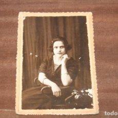 Fotografía antigua: FOTOGRAFIA ANTIGUA VICENTE BERENGUER ELDA ALICANTE. Lote 112838003