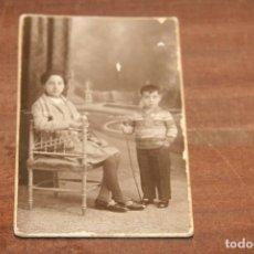 Fotografía antigua: FOTOGRAFIA ANTIGUA ALEJANDRO QUILES. Lote 112838063
