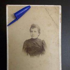 Fotografía antigua: ANTIGUA FOTO DE ESTUDIO ALMAYSO MADRID 3-AGOSTO-1914. Lote 113957151