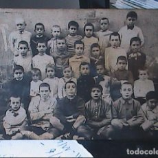 Fotografía antigua: FOTOGRAFIA DE UN GRUPO DE ALUMNOS.TARRAGONA.1936.. Lote 118701395