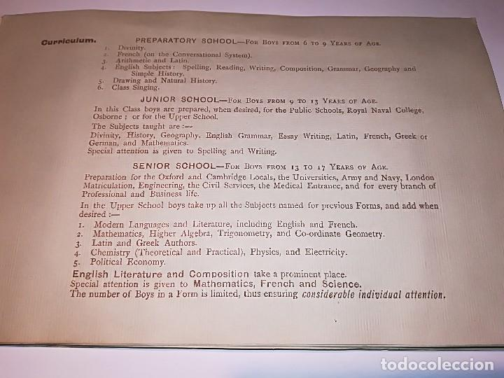 Fotografía antigua: Cuaderno publicitario colegio Seaford (1920-1928) con 6 fotos originales. - Foto 2 - 121452903