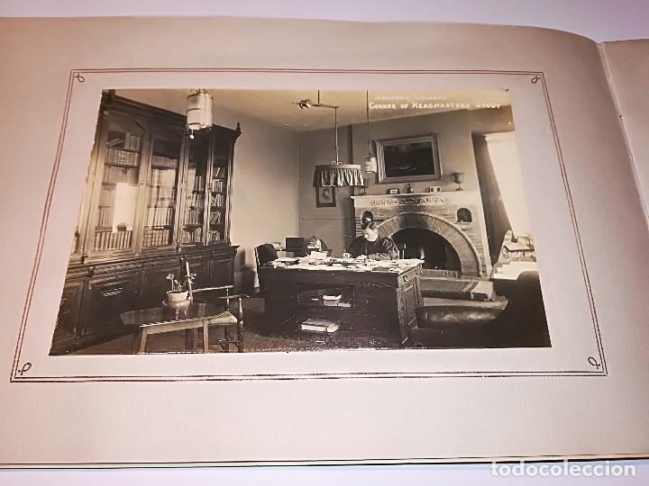 Fotografía antigua: Cuaderno publicitario colegio Seaford (1920-1928) con 6 fotos originales. - Foto 3 - 121452903