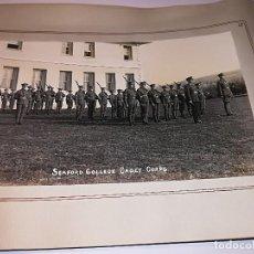 Fotografía antigua: CUADERNO PUBLICITARIO COLEGIO SEAFORD (1920-1928) CON 6 FOTOS ORIGINALES.. Lote 121452903
