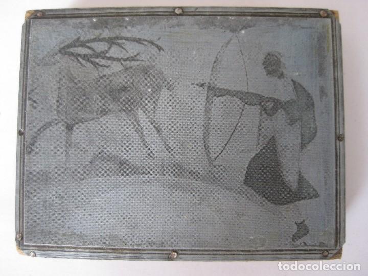 FERROTIPO DE SAN BAUDILIO, CARLES MARTI I VILA SANT BOI DE LLOBREGAT (Fotografía Antigua - Ambrotipos, Daguerrotipos y Ferrotipos)