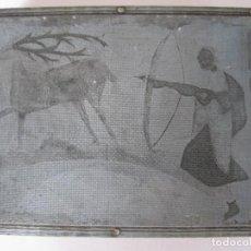 Fotografía antigua: FERROTIPO DE SAN BAUDILIO, CARLES MARTI I VILA SANT BOI DE LLOBREGAT. Lote 124255699