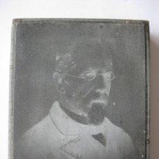 Fotografía antigua: FERROTIPO DE JOAQUIM RUBIO I ORS, CARLES MARTI I VILA SANT BOI DE LLOBREGAT.. Lote 124258647