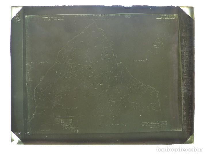 Fotografía antigua: 18 CLICHES - INSTITUTO GEOGRAFICO Y CATASTRAL - NEGATIVOS EN CRISTAL ORIGINALES - AÑOS 1930 - Foto 9 - 129590655