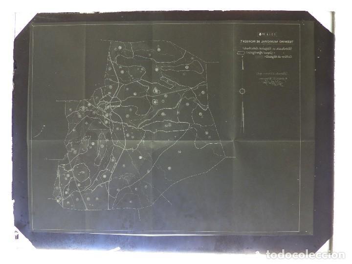 Fotografía antigua: 18 CLICHES - INSTITUTO GEOGRAFICO Y CATASTRAL - NEGATIVOS EN CRISTAL ORIGINALES - AÑOS 1930 - Foto 13 - 129590655