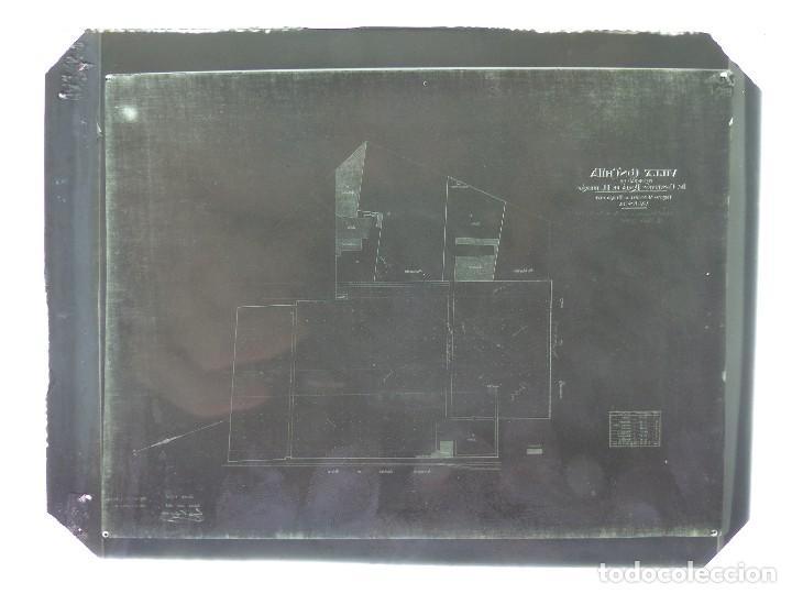 Fotografía antigua: 18 CLICHES - INSTITUTO GEOGRAFICO Y CATASTRAL - NEGATIVOS EN CRISTAL ORIGINALES - AÑOS 1930 - Foto 14 - 129590655