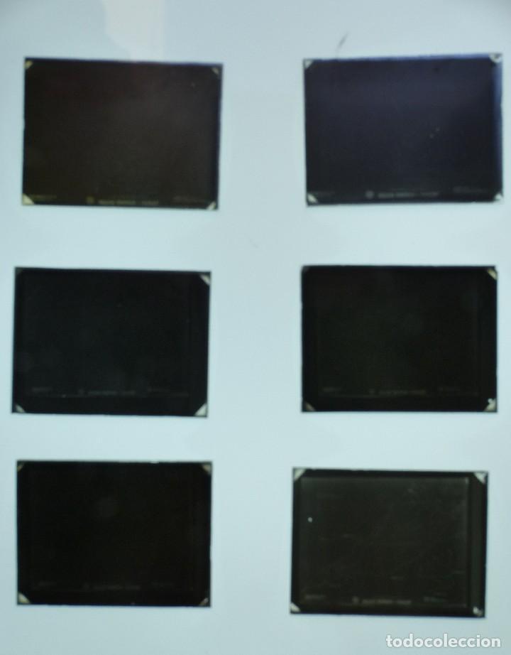Fotografía antigua: 18 CLICHES - INSTITUTO GEOGRAFICO Y CATASTRAL - NEGATIVOS EN CRISTAL ORIGINALES - AÑOS 1930 - Foto 15 - 129590655
