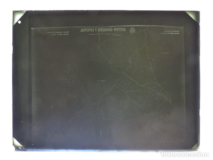 Fotografía antigua: 18 CLICHES - INSTITUTO GEOGRAFICO Y CATASTRAL - NEGATIVOS EN CRISTAL ORIGINALES - AÑOS 1930 - Foto 17 - 129590655