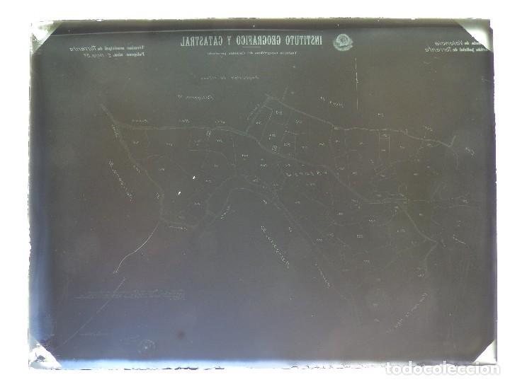 Fotografía antigua: 18 CLICHES - INSTITUTO GEOGRAFICO Y CATASTRAL - NEGATIVOS EN CRISTAL ORIGINALES - AÑOS 1930 - Foto 18 - 129590655