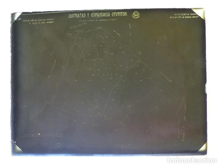 Fotografía antigua: 18 CLICHES - INSTITUTO GEOGRAFICO Y CATASTRAL - NEGATIVOS EN CRISTAL ORIGINALES - AÑOS 1930 - Foto 19 - 129590655