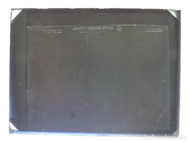 Fotografía antigua: 18 CLICHES - INSTITUTO GEOGRAFICO Y CATASTRAL - NEGATIVOS EN CRISTAL ORIGINALES - AÑOS 1930 - Foto 20 - 129590655