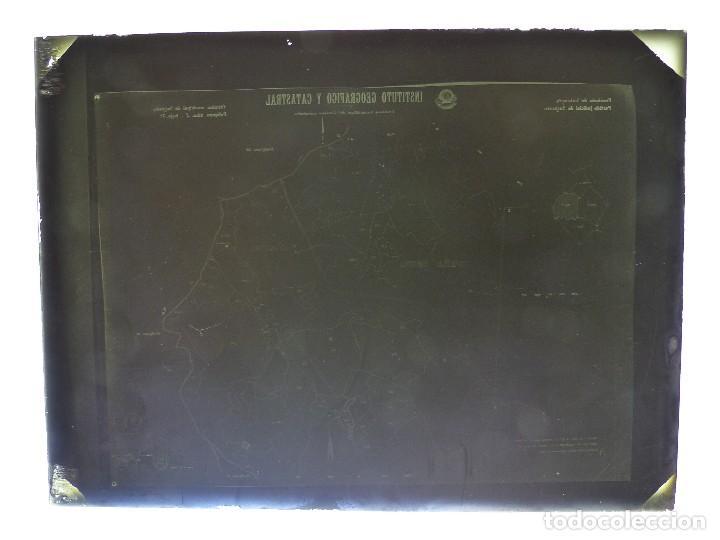 Fotografía antigua: 18 CLICHES - INSTITUTO GEOGRAFICO Y CATASTRAL - NEGATIVOS EN CRISTAL ORIGINALES - AÑOS 1930 - Foto 21 - 129590655