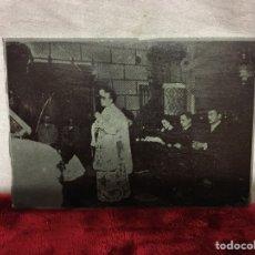 Fotografía antigua: FOTOGRABADO. Lote 131782578