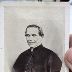 Fotografía antigua: FOTOGRAFÍA DEL GIACOMO ANTONELLI SECRETARIO DE ESTADO Y CARDENAL. Lote 132926786