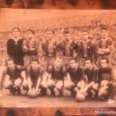 Fotografía antigua: FUTBOL CLUB FC BARCELONA BARÇA ASOMBROSA FOTO ORIGINAL AÑOS 50 ESTADI LES CORTS KUBALA RAMALLETS ETC. Lote 133201215
