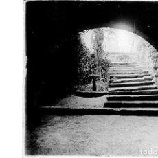 Fotografía antigua: FOTOGRAFIA: NEGATIVO SOBRE CRISTAL PRINCIPIOS SIGLO XX-CATALUNYA- BARCELONA. Lote 135016550