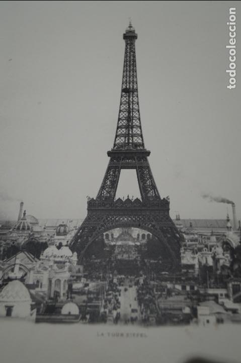 Fotografía antigua: EXPOSITION UNIVERSELLE PARIS 1900. GRAN FORMATO - Foto 2 - 138599922