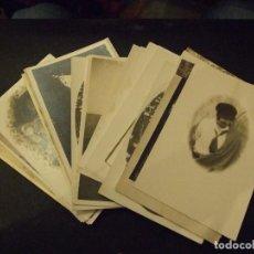 Fotografía antigua: LOTE 23 FOTOS ANTIGUAS DE LA MISMA MUJER - CIRCA 1920 PALMA DE MALLORCA. Lote 139127202