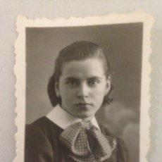 Fotografía antigua: FOTOGRAFÍA ANTIGUA DE HERMOSA JOVEN. Lote 142173332