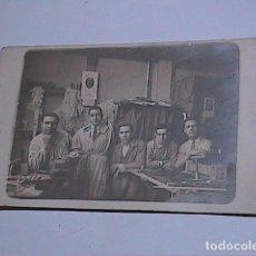 Fotografía antigua: FOTOGRAFIA ORIGINAL ESCOLA D'ARTS I OFICIS ARTISTICS I BELLES ARTS DE BARCELONA.1925.. Lote 142615694