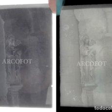 Fotografía antigua: ANTIGUO CRISTAL FOTOGRÁFICO - EL DE LAS FOTOS - COMO EN LAS FOTOS. Lote 152147758