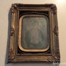 Fotografía antigua: DAGUERROTIPO - ESTABLECIMIENTO DE DAGUERREOTIPO Y FOTOGRAFÍA CASA NAPOLEÓN - BARCELONA. Lote 154306370