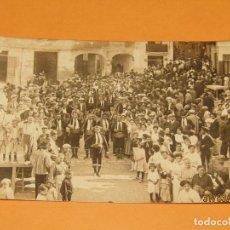 Fotografía antigua: ANTIGUA FOTOGRAFÍA MOROS Y CRISTIANOS EN ONTENIENTE ONTINYENT - FINAL SIGLO XIX. Lote 157913494