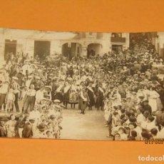 Fotografía antigua: ANTIGUA FOTOGRAFÍA MOROS Y CRISTIANOS EN ONTENIENTE ONTINYENT - FINAL SIGLO XIX. Lote 157913854