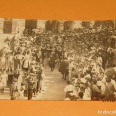 Fotografía antigua: ANTIGUA FOTOGRAFÍA MOROS Y CRISTIANOS EN ONTENIENTE ONTINYENT ESTUDIANTES - FINAL SIGLO XIX. Lote 157914002